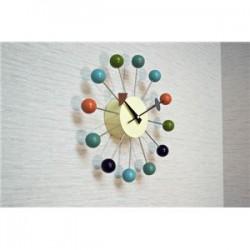 時計 | ジョージ・ネルソン ボールクロック 掛け時計 ML (S120)CW-09ML●(0.3)ボールクロック
