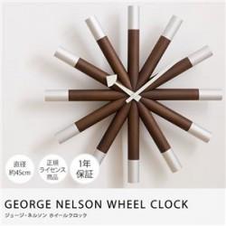 時計 | GEORGE NELSON WHEEL CLOCK ジョージ・ネルソン ホイールクロック