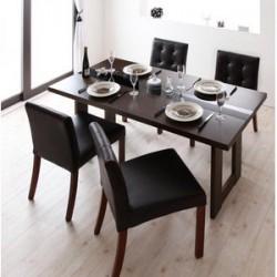 テーブル | アーバンモダンデザインダイニング【MODERNO】モデルノ/5点セット