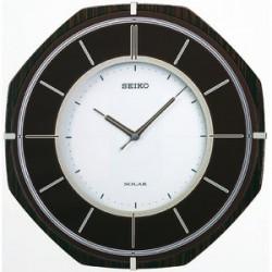 時計 | SEIKO CLOCK(セイコークロック) 電波ソーラー壁掛け時計 SF502B