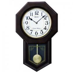 時計   SEIKO CLOCK(セイコークロック) チャイム&ストライク 飾り振り子時計RQ325B